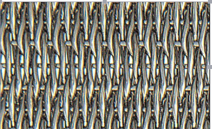 Stainless steel reverse dutch weave wire mesh